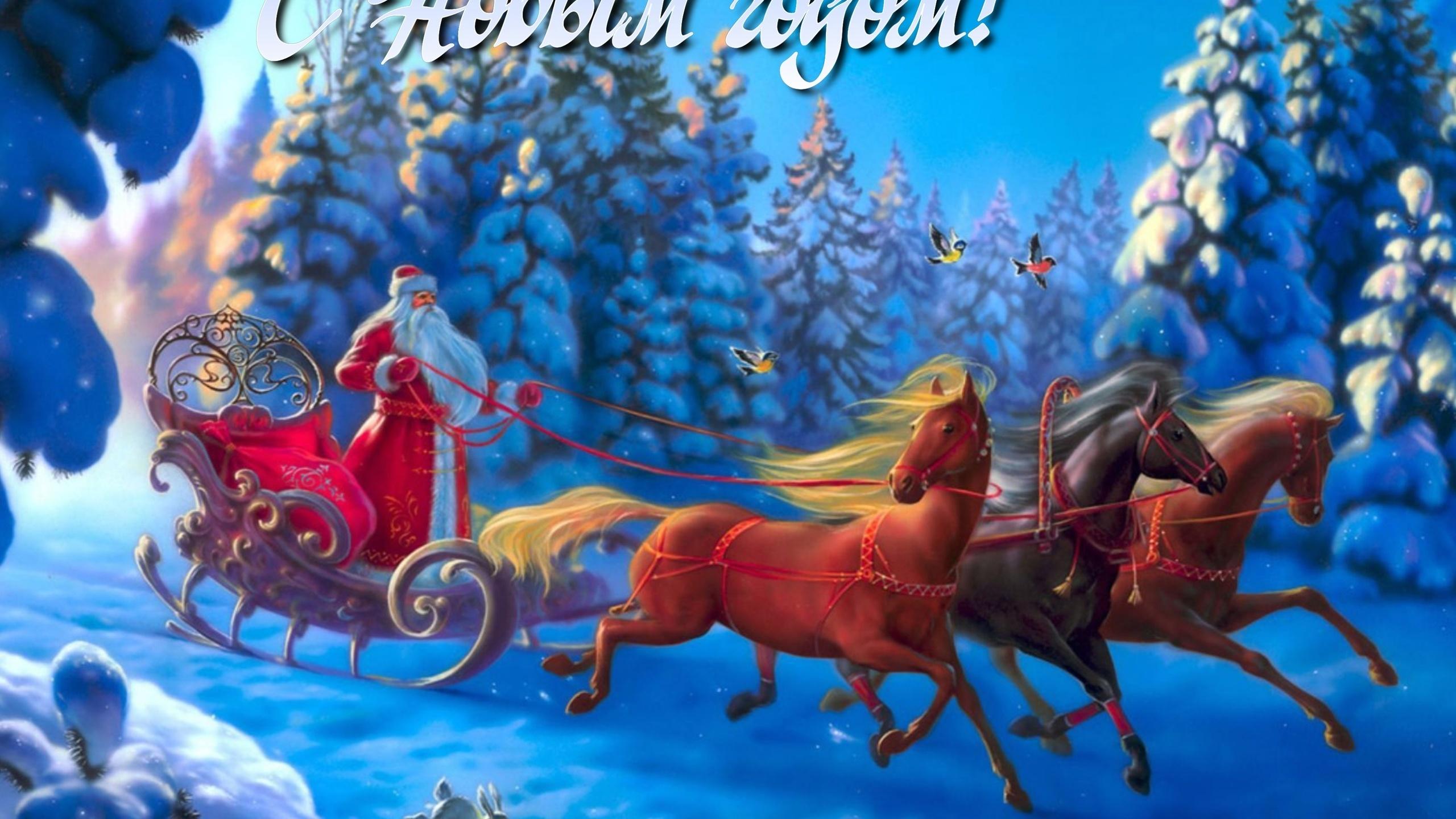Поздравление с новым годом картинка с дедом морозом, гиф юбилеем лет