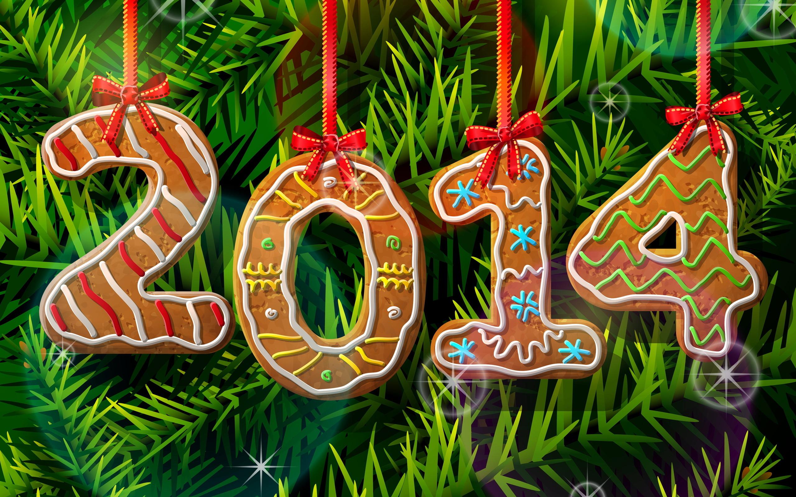 Прикольные картинки на новый 2014 год