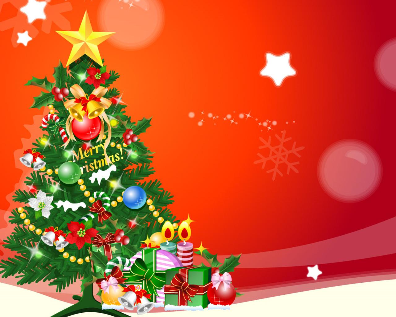 Картинка новогодней елки на открытке, брекетами смешная