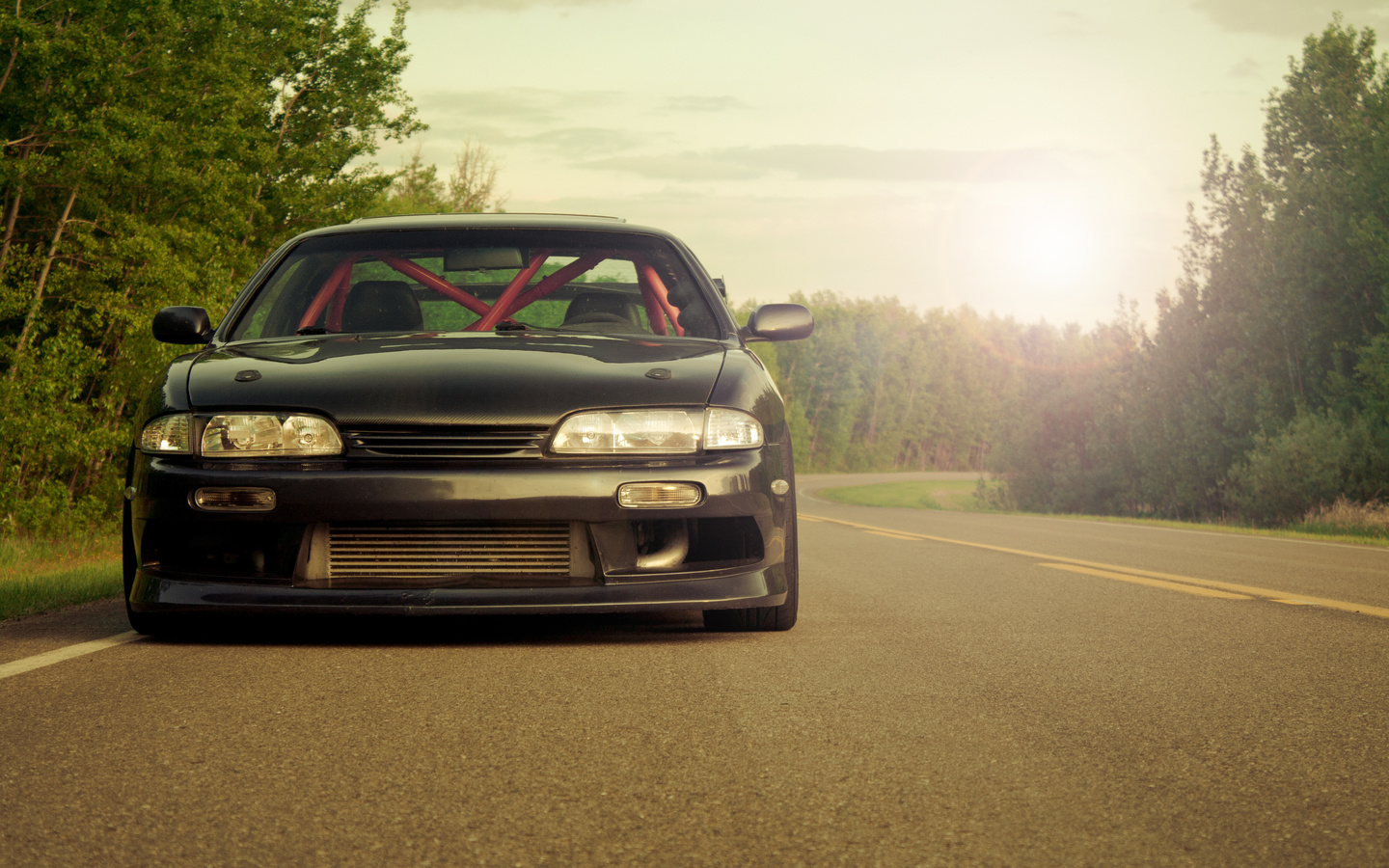 nissan, nissan s14, s14, Auto, обои авто, wallpapers auto, tuning cars, cars