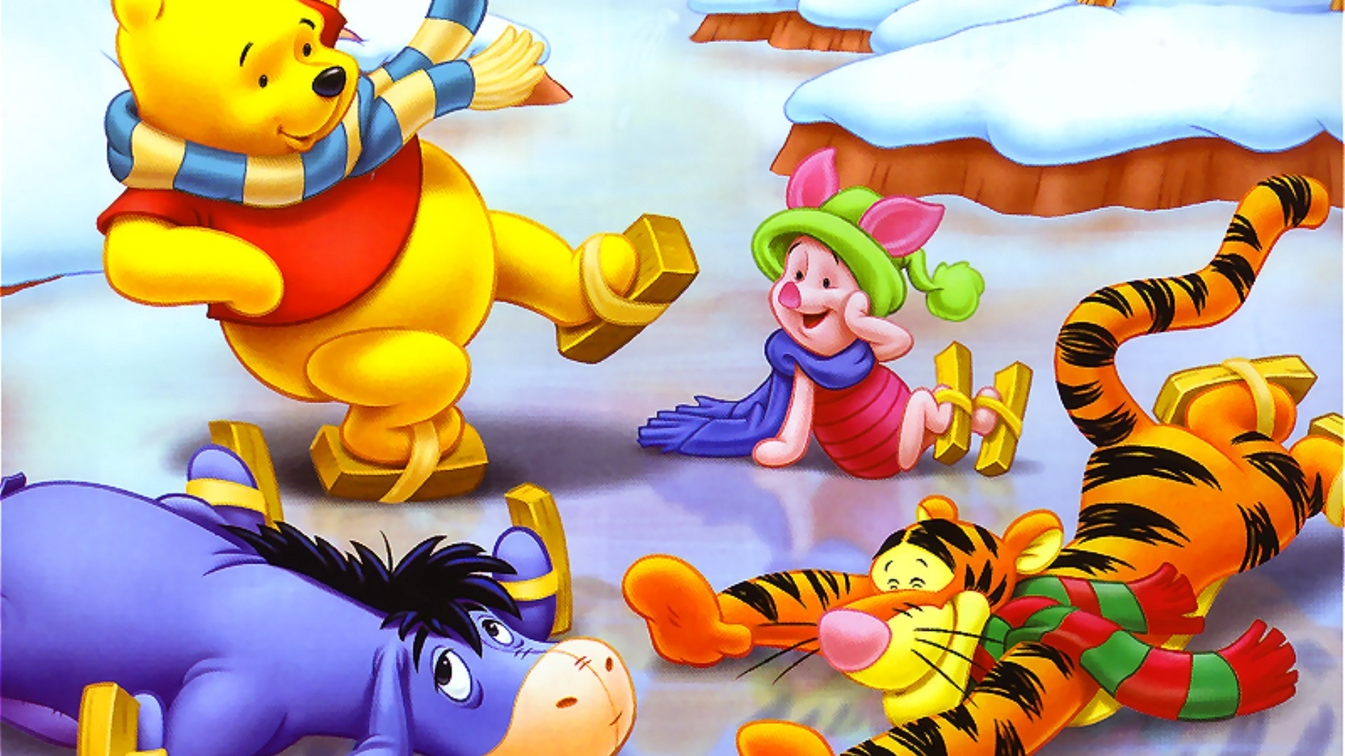Картинка с героями мультфильмов последних лет, приколы