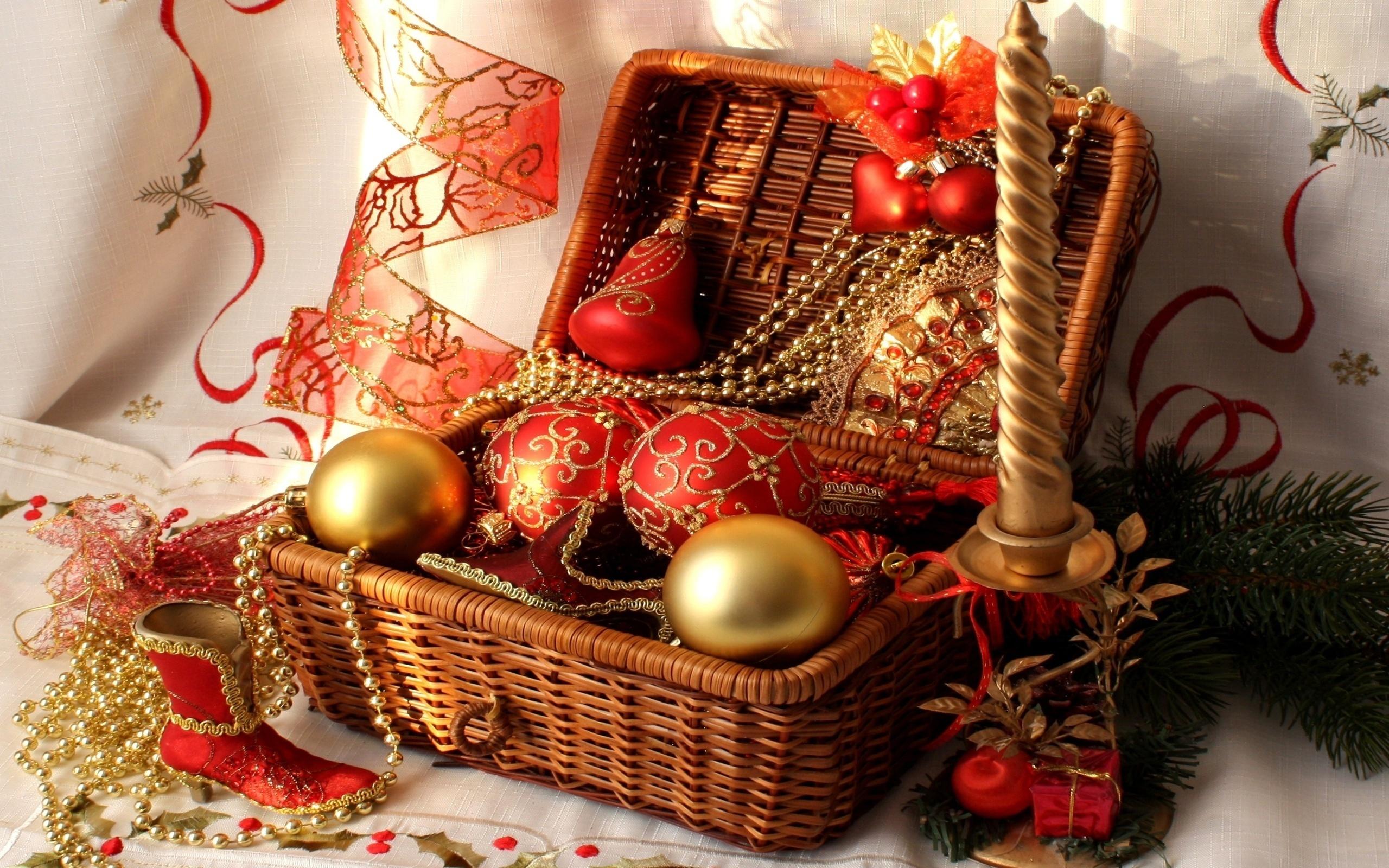 Открытки, новогодние игрушки открытки