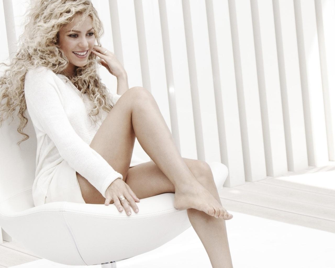 Белые красивые девушки ноги — img 5