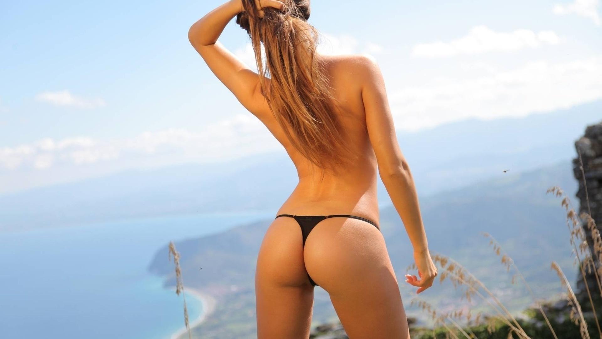 Фото голых девушек попы, Самые лучшие голые попки (45 фото) Попки 23 фотография