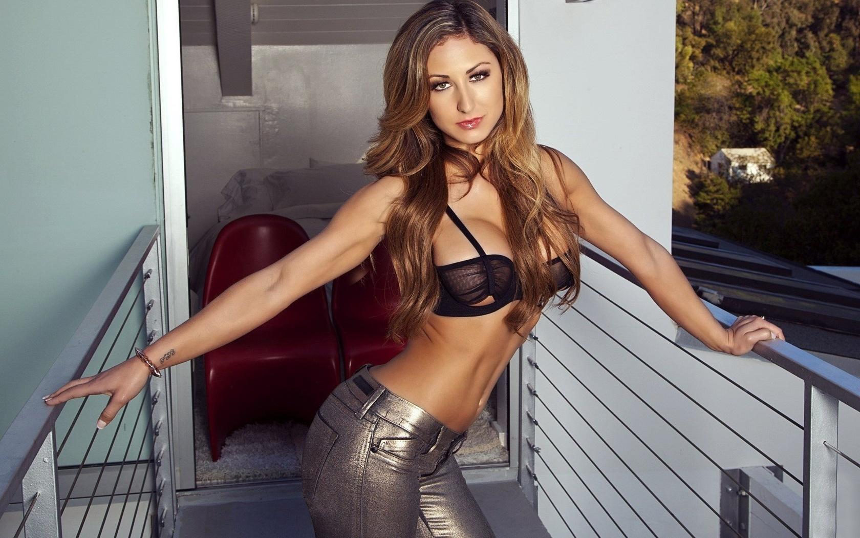 jessie cabanne, модель, грудь, взгляд