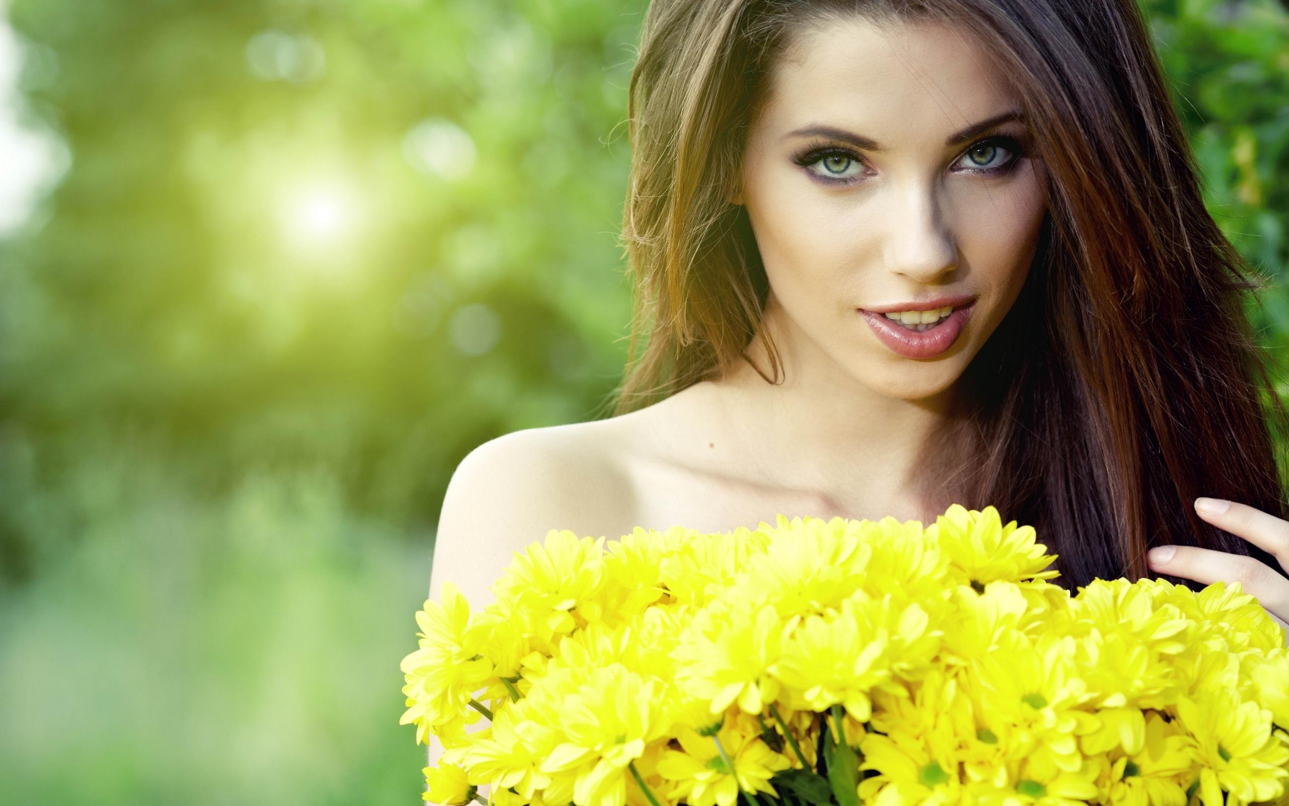 картинки красивых девушки - 6
