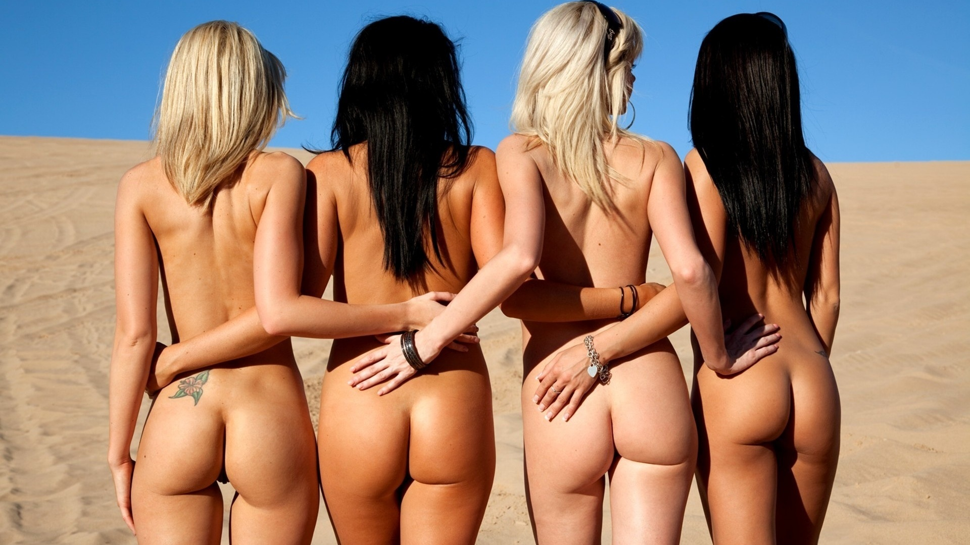And video beautiful female asses prisionner