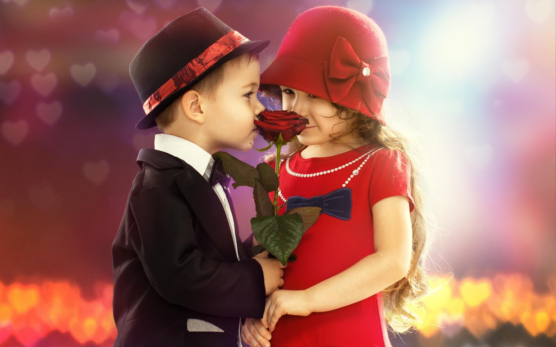 Прикольные любовные картинки девушки
