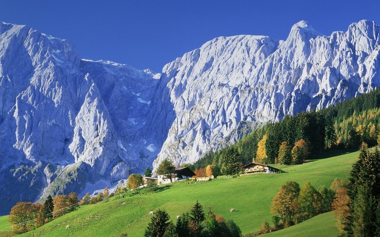 Альпийские картинки
