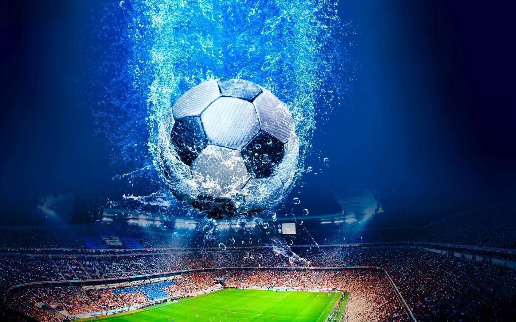 футбол, мяч, стадион