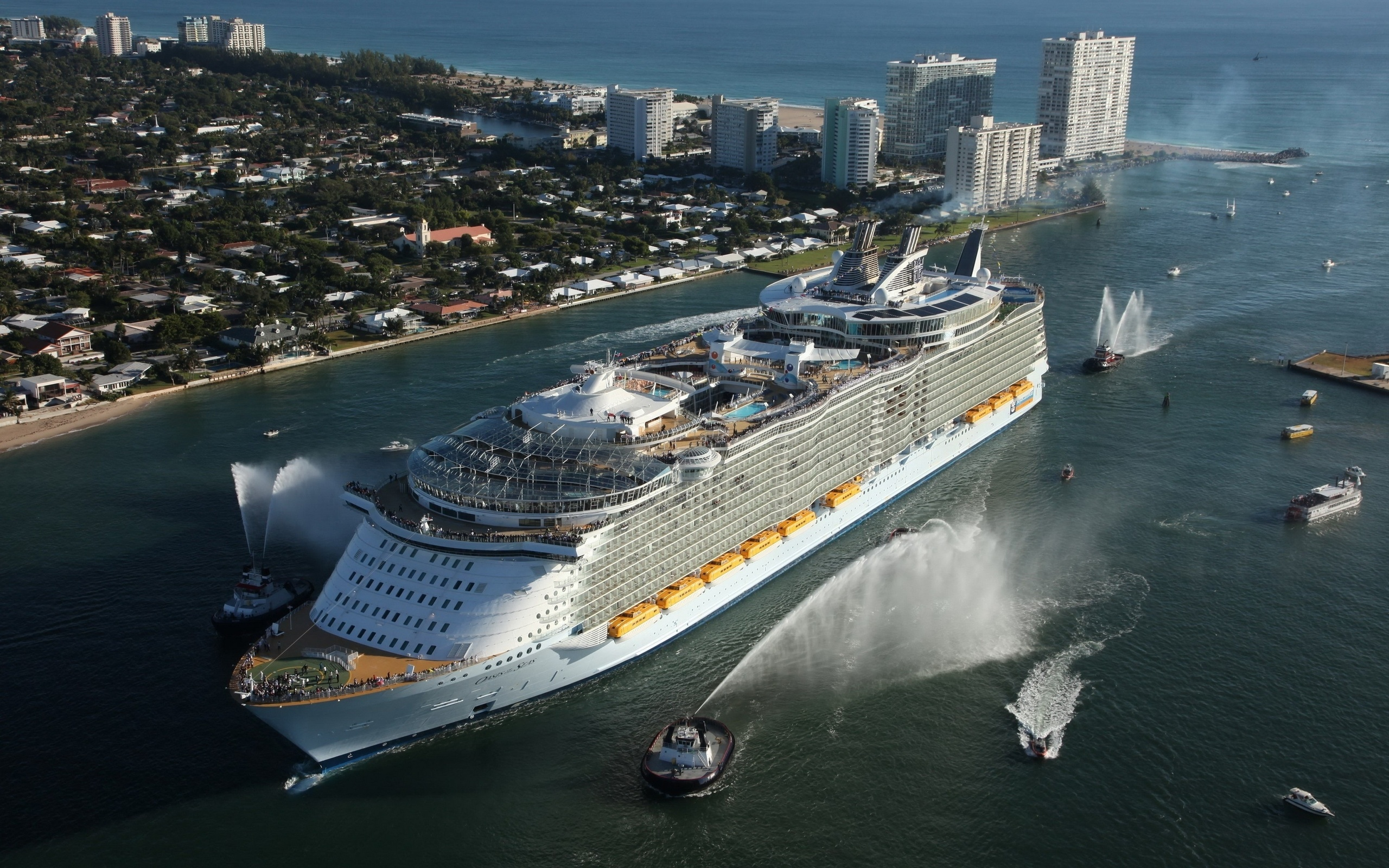 royal caribbean oasis of the seas - 1200×750