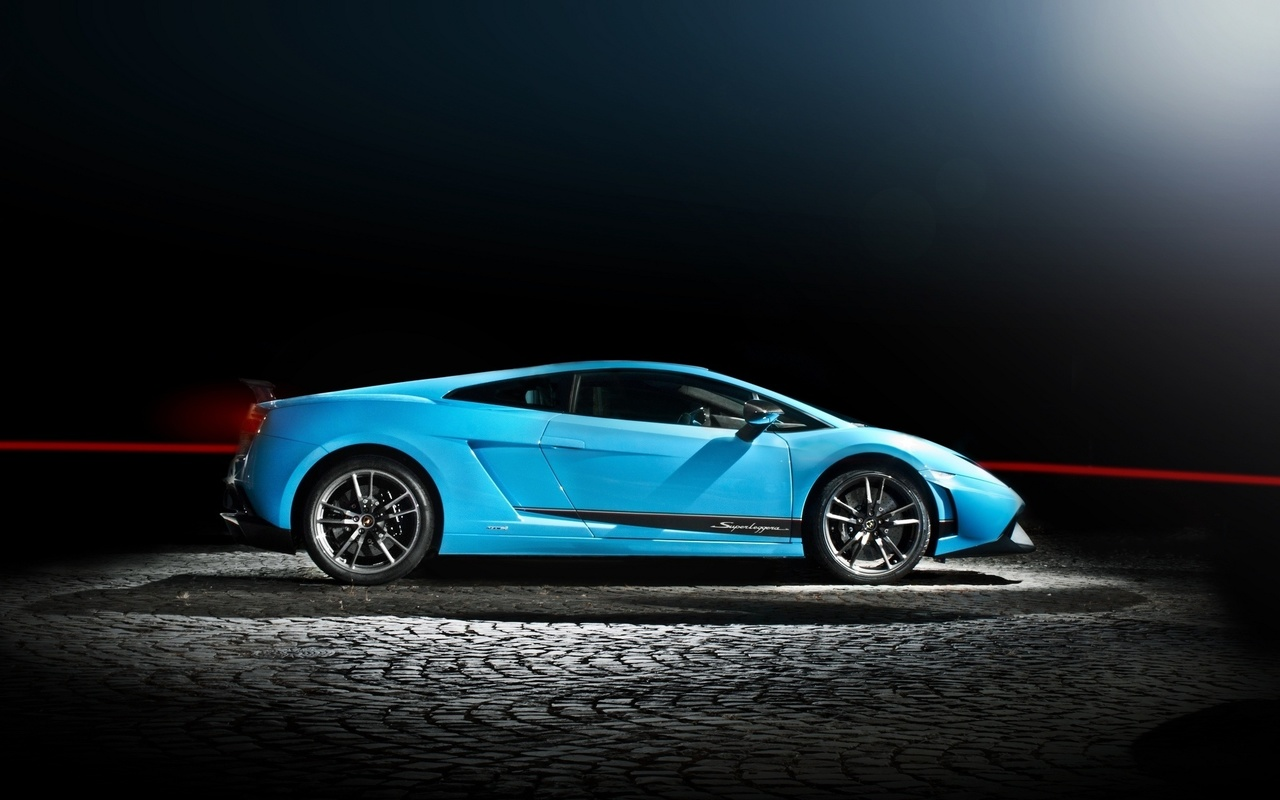 gallardo, blue, lp570-4 superleggera, lamborghini