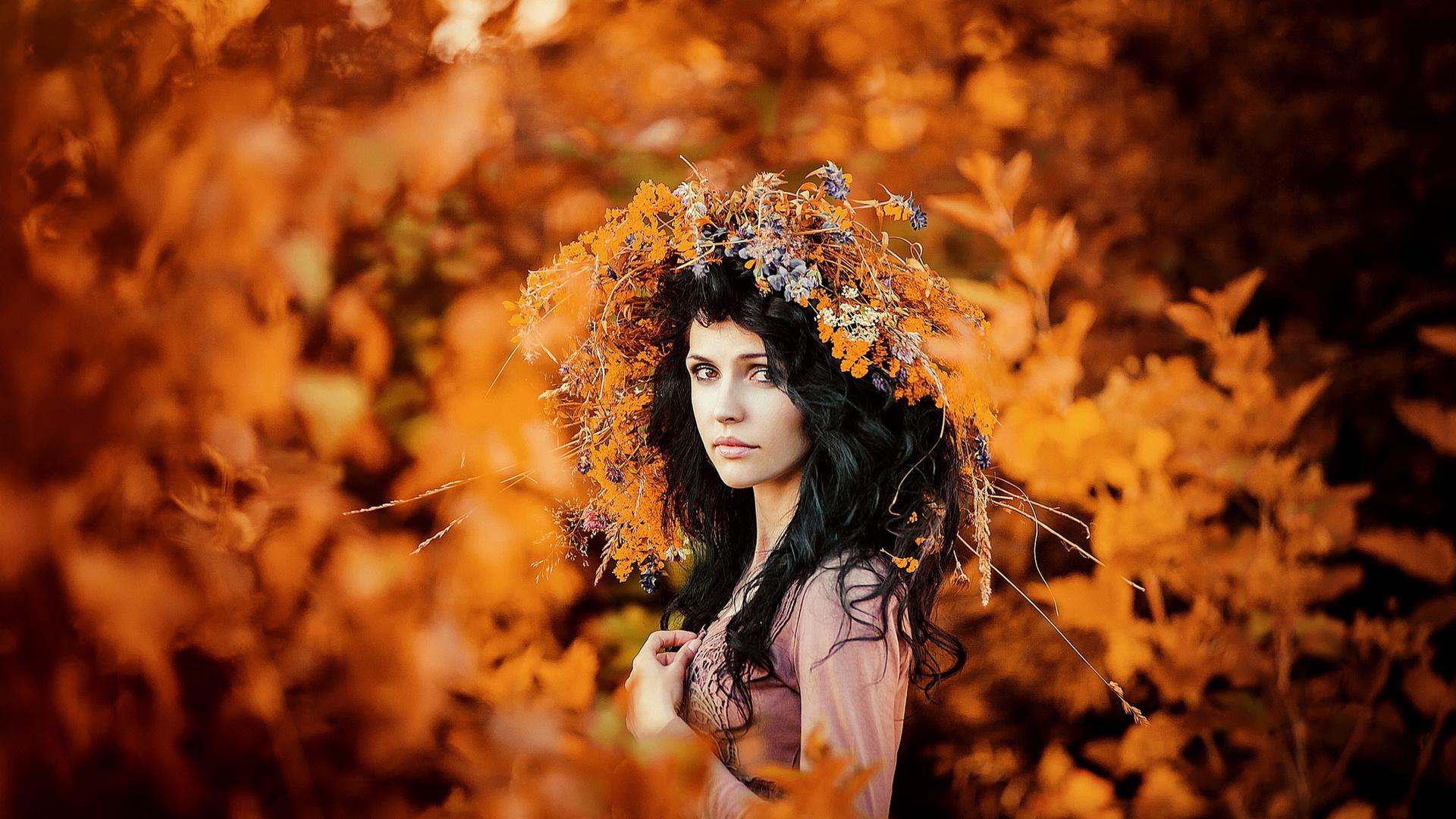 Фасадах, картинки прикольная девушка осень