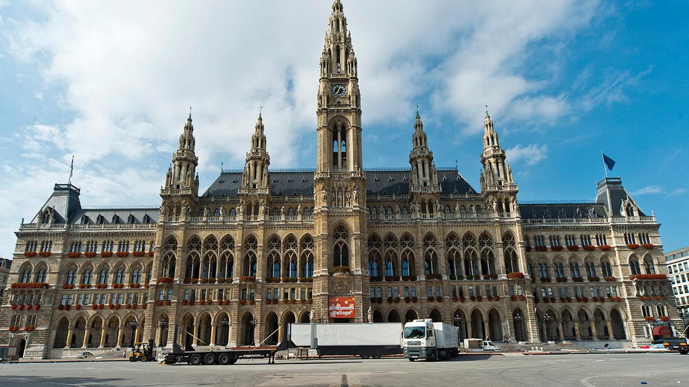 австрия, вена, красота, здание, города мира,
