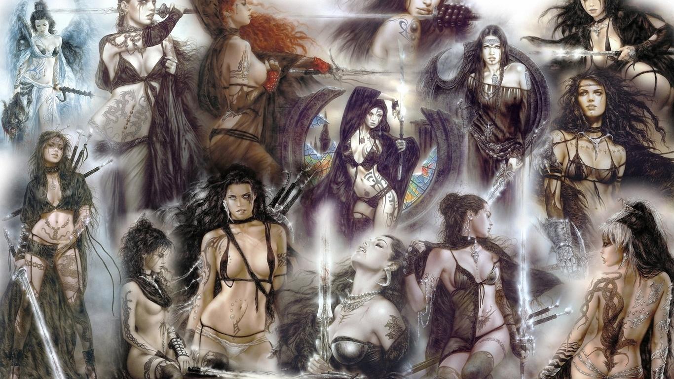 Рождение девы воительницы комикс, Дева-воительница - ЛитМир 29 фотография