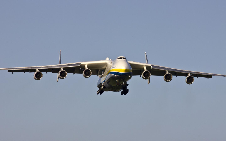 антонов, an 225, mriya, ан-225, мрия, самый, большой, грузовой, самолёт, в, мире, украина, вес, 590 тонн, грузоподъемность, 254 тонны, скорость 762 км, небо, полет, синий, желтый, antonov