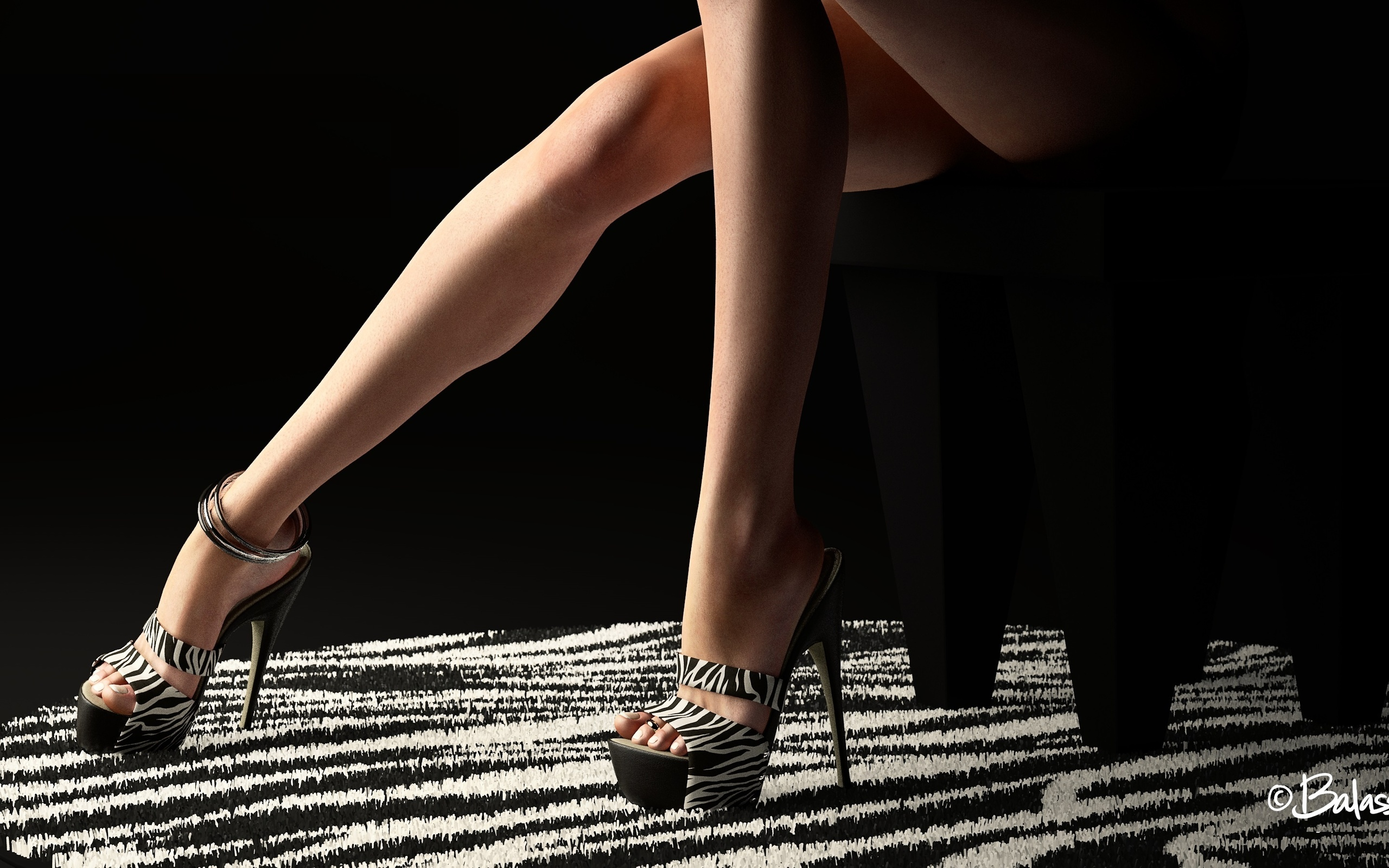 просто шикарные женские ножки фото обои