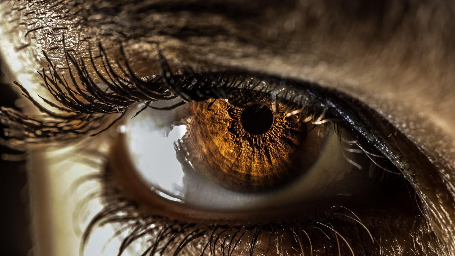 Классные картинки глаз