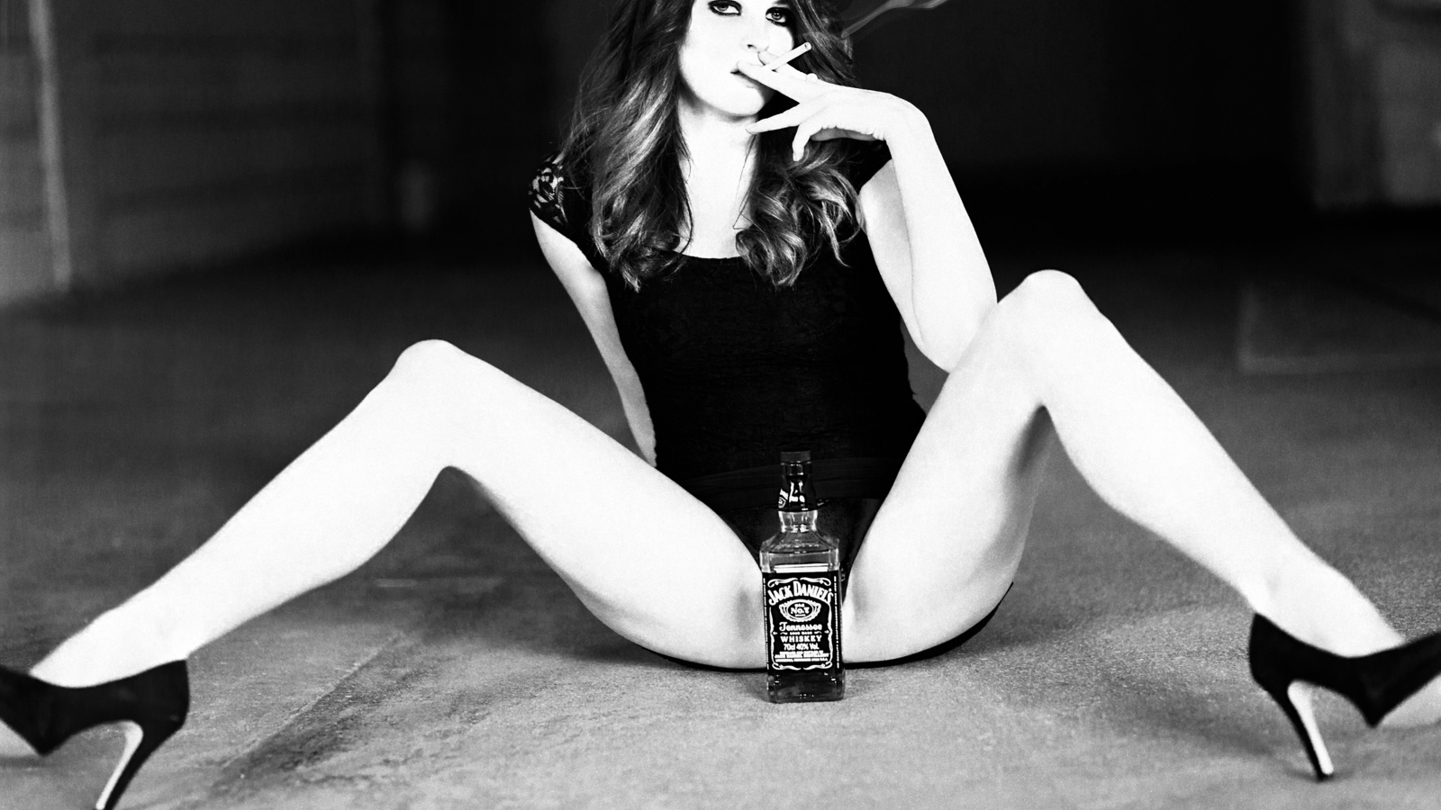 Jack daniels sexy, wildest boobs and pussy