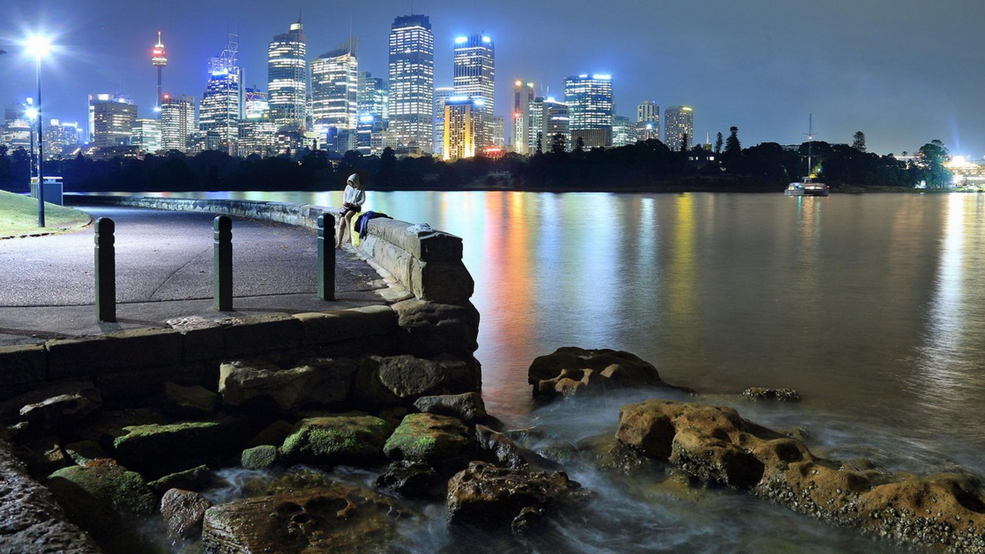 можно кликнуть красивая набережная города японии востока фото фото романтичный, милый