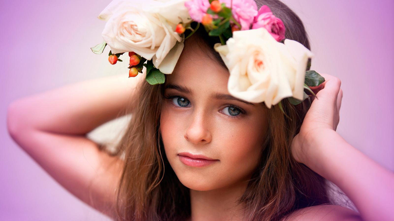 Красивые дети картинки на телефон, поцелуй открытка