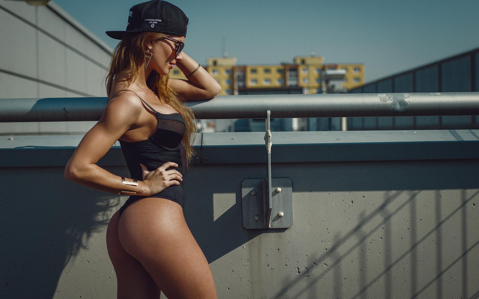 Сексуальные хип хоп модели #8