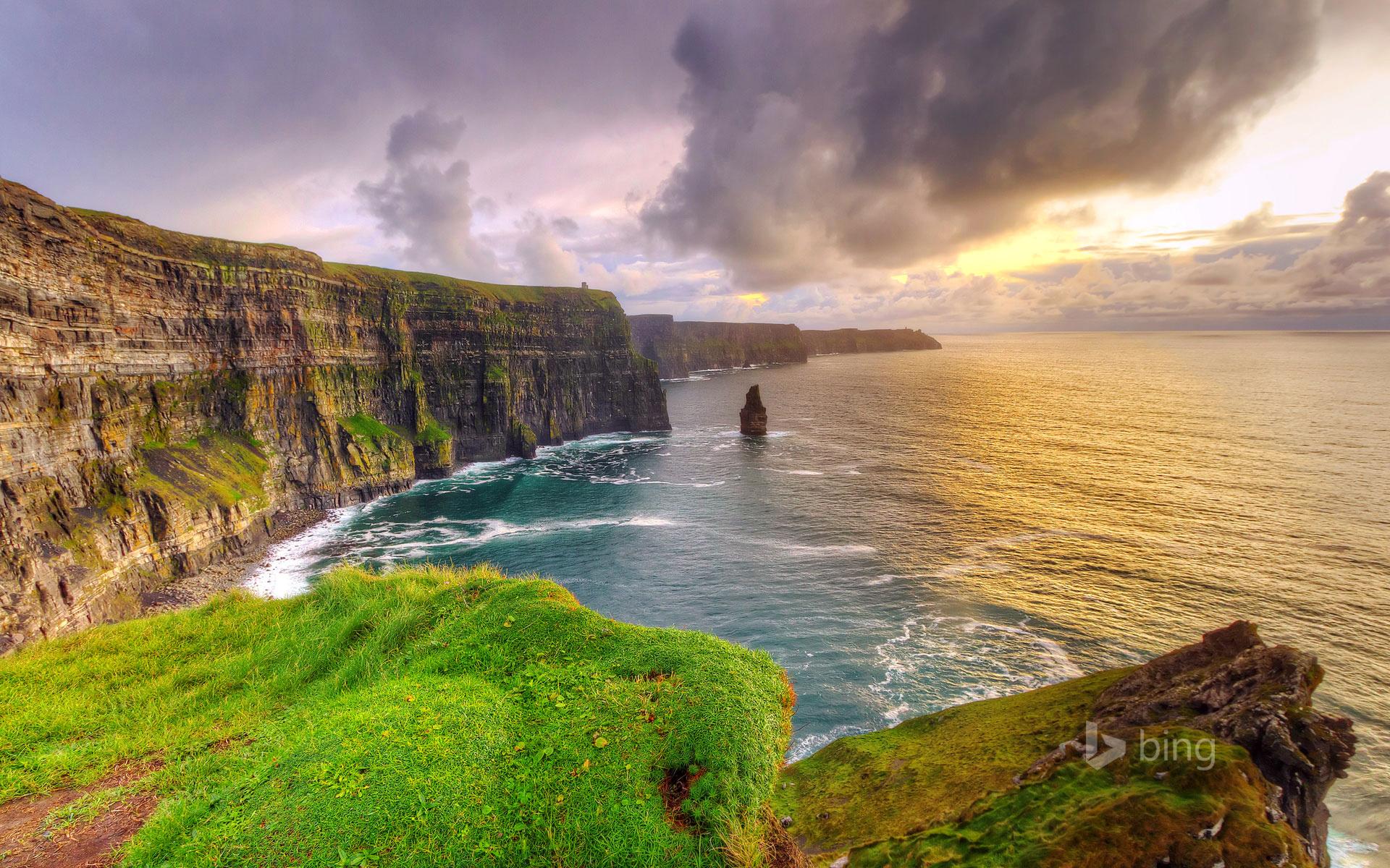 работы фото пейзажей ирландии вполне