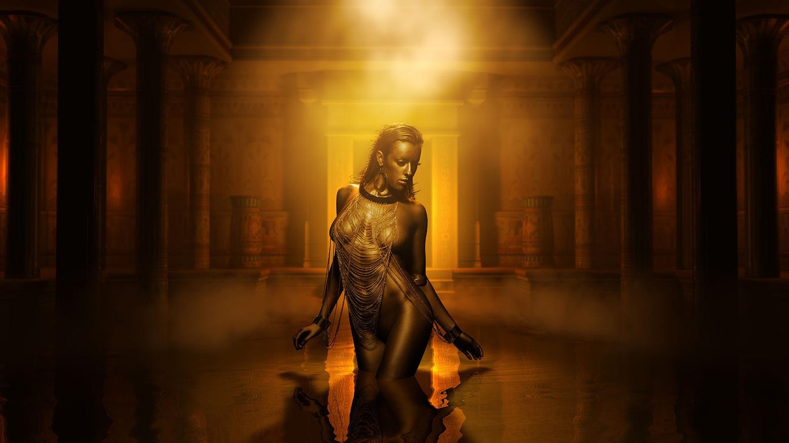 Фото голых девок в египте, Голая египтянка мечта фараона 27 фотография