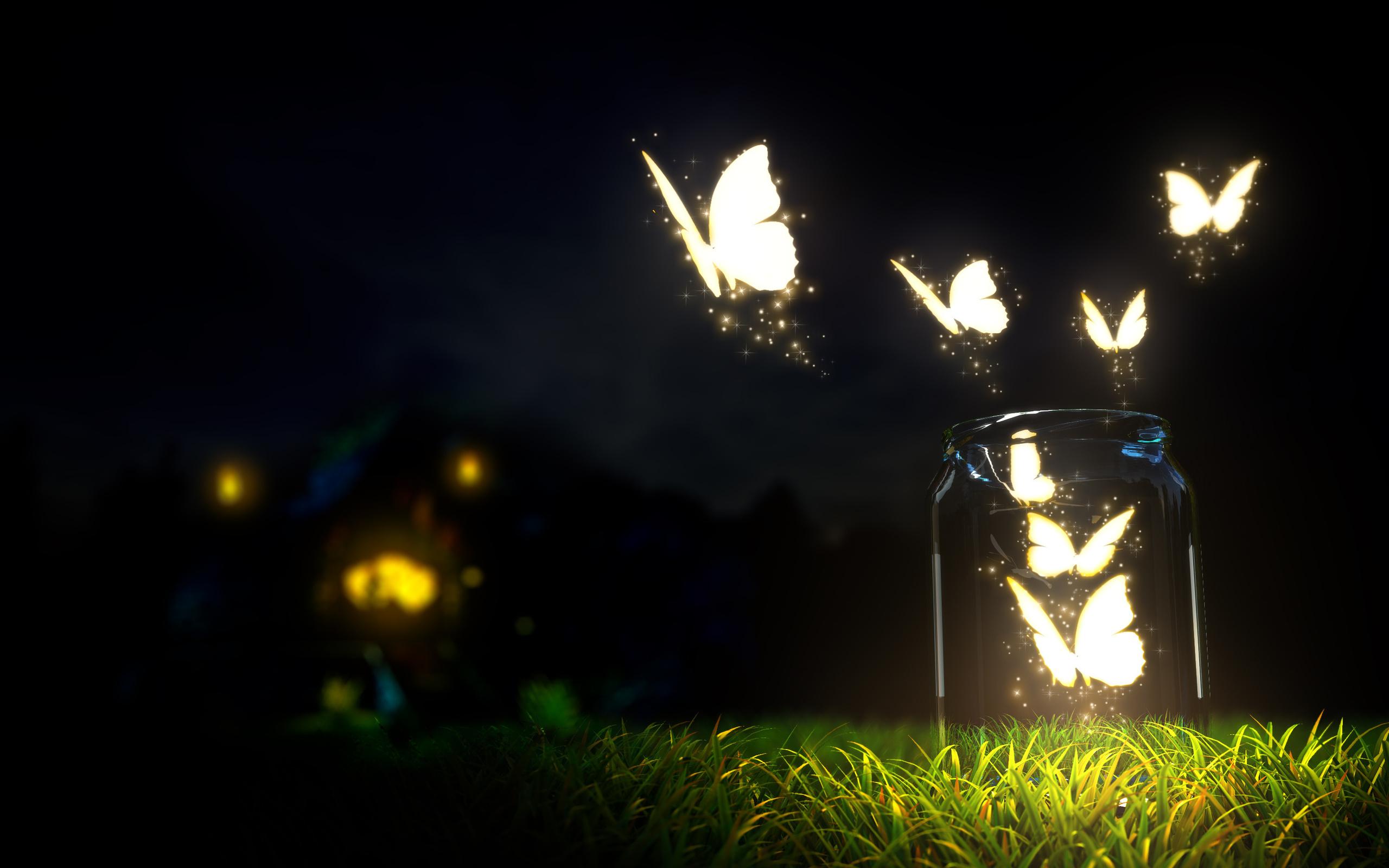 Картинки ночь красивые
