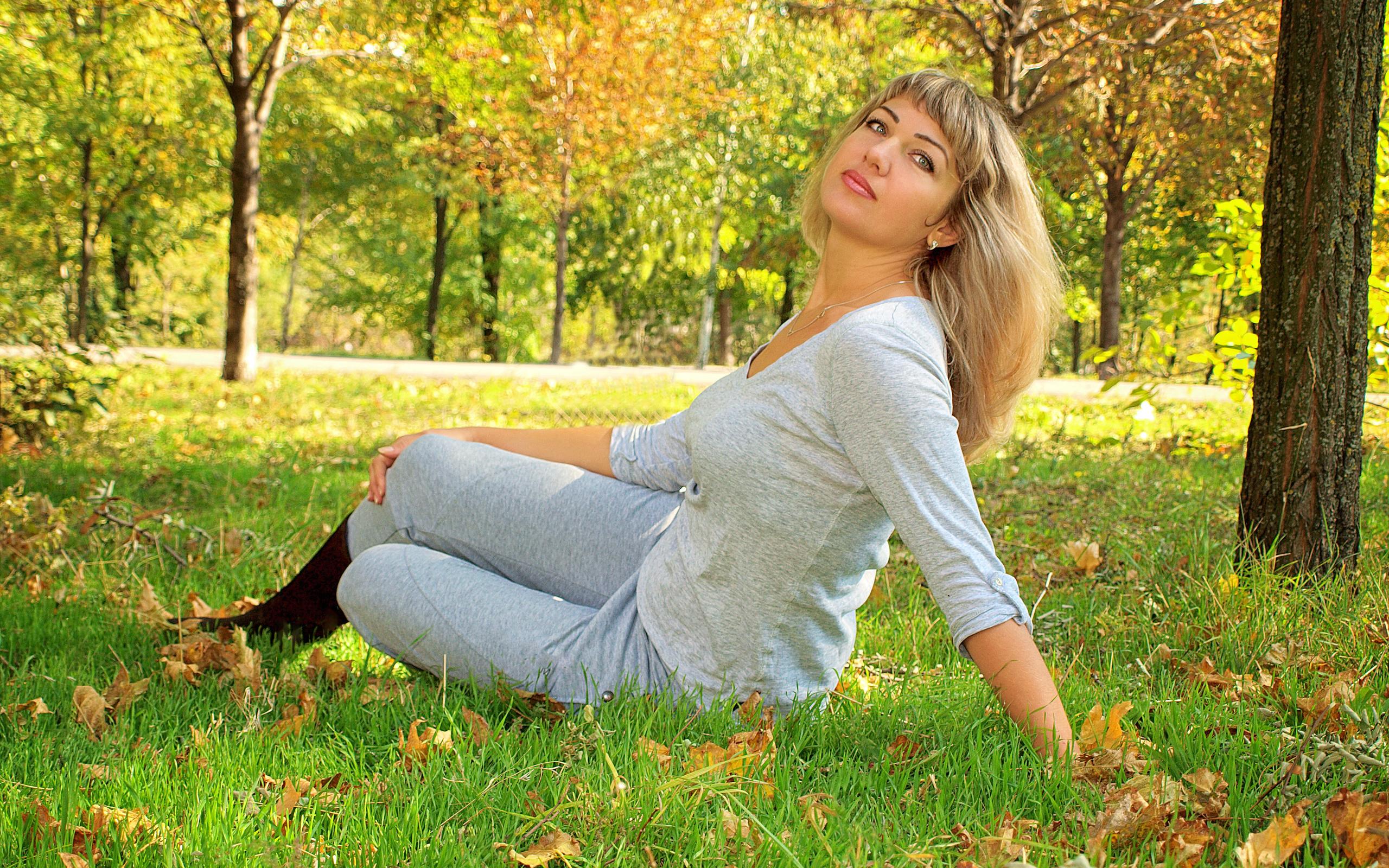Любительское фото в парке