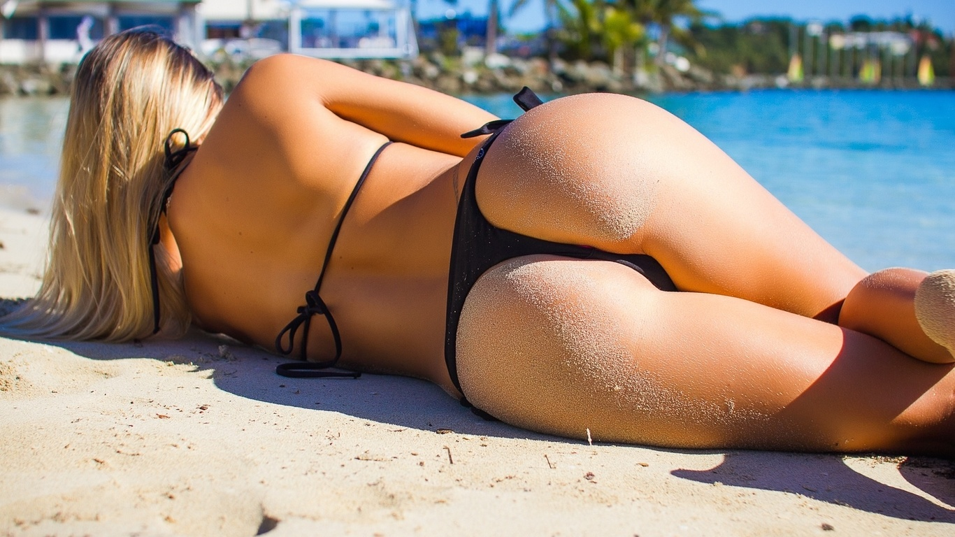 Sexy girl ass tight leggings