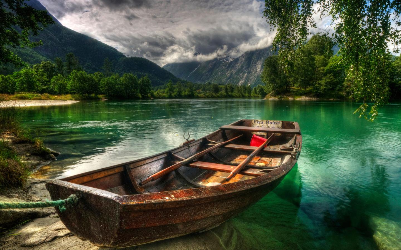 Картинки с лодками красивые