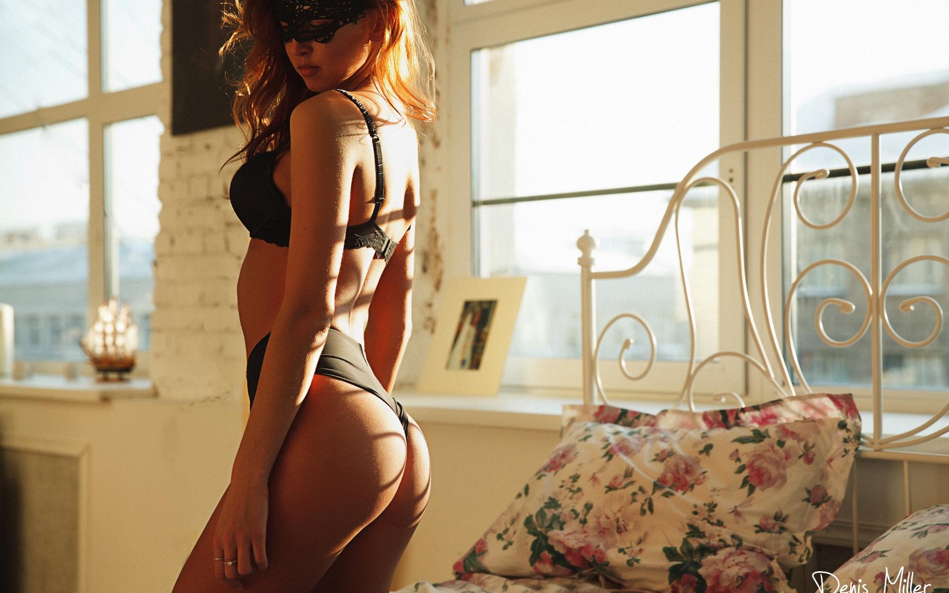 Красивая попа рыжих, порно видео трахать задом