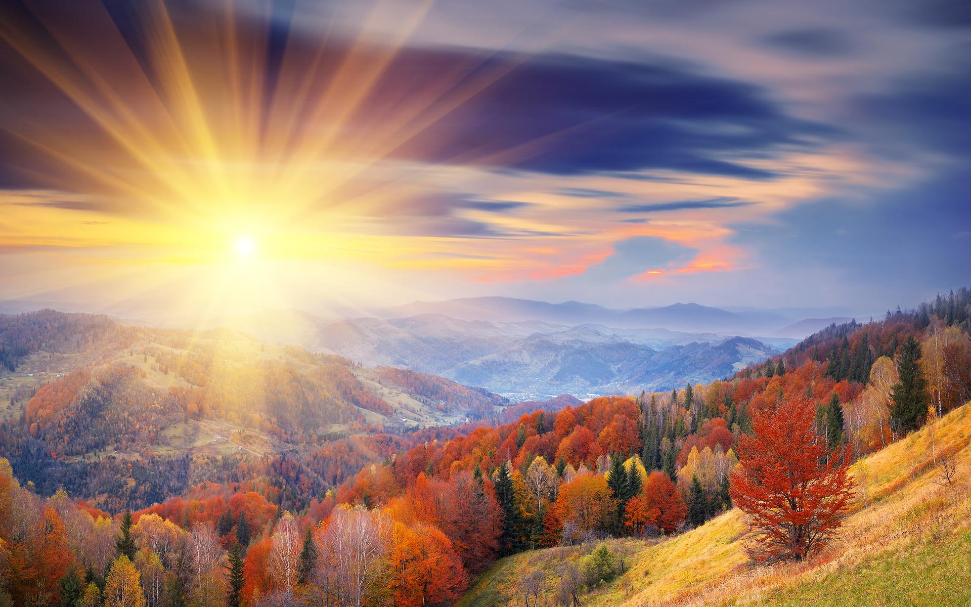 Солнце картинки красивые, новым 2019