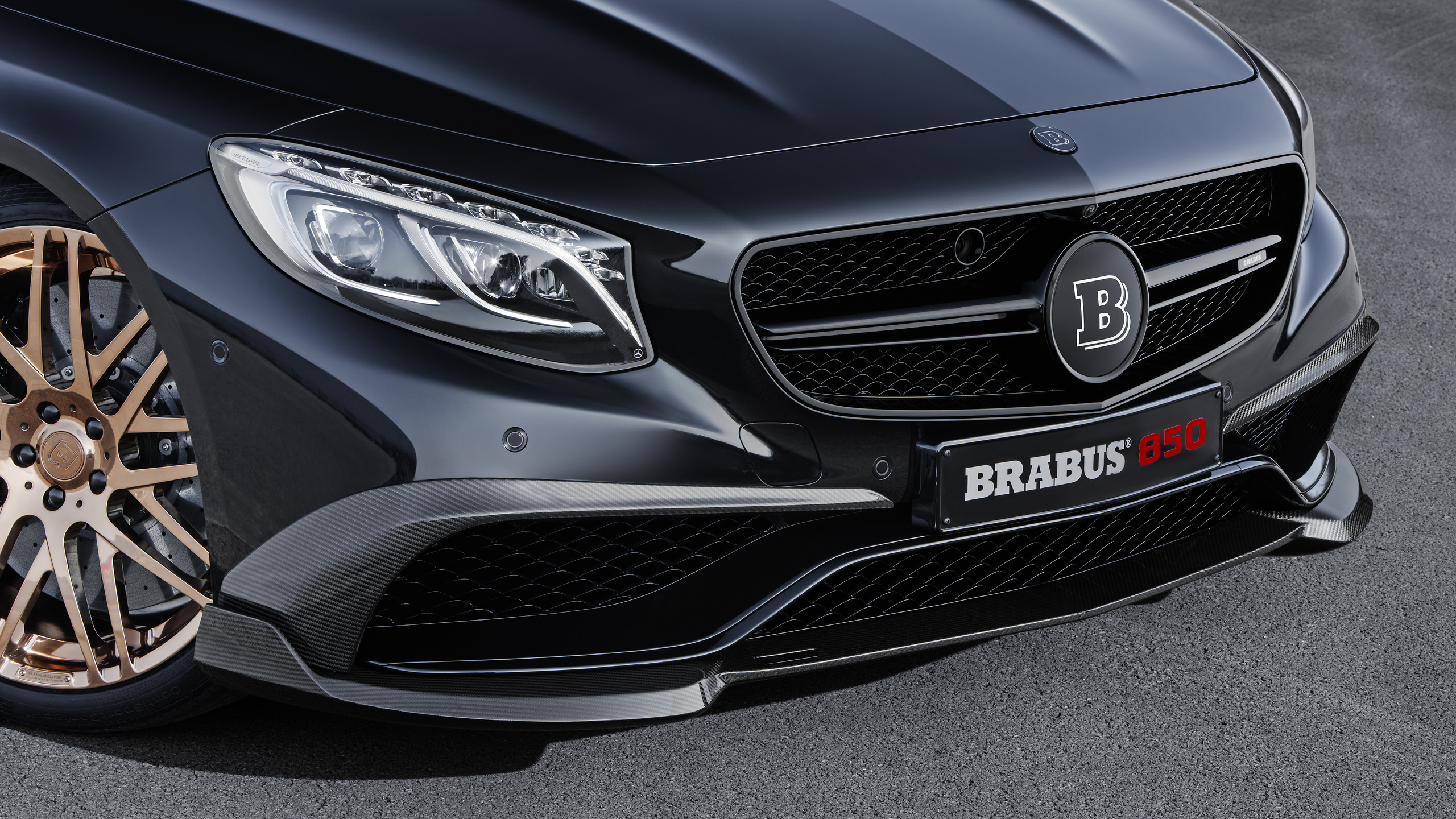 автомобиль, brabus, 850, biturbo, coupe