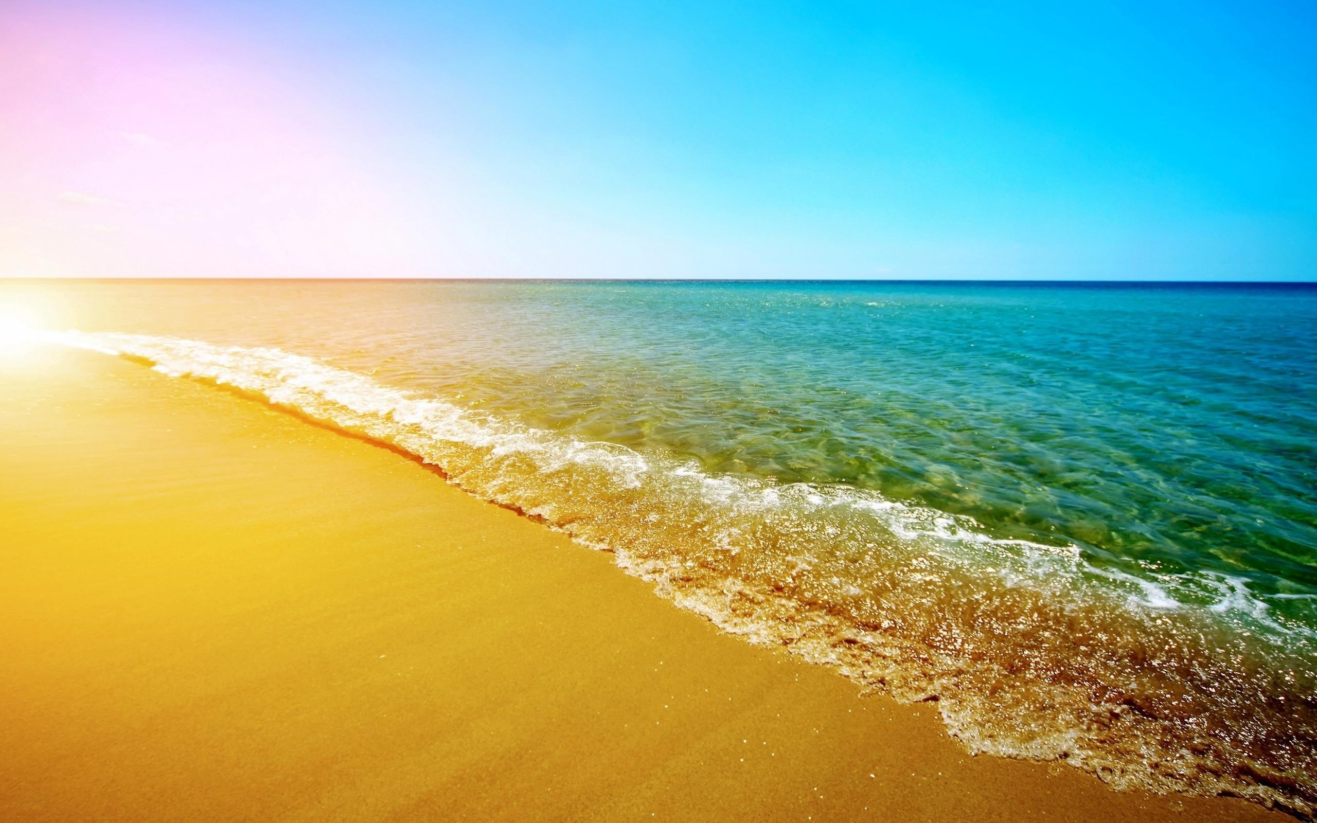 Открытки солнце море