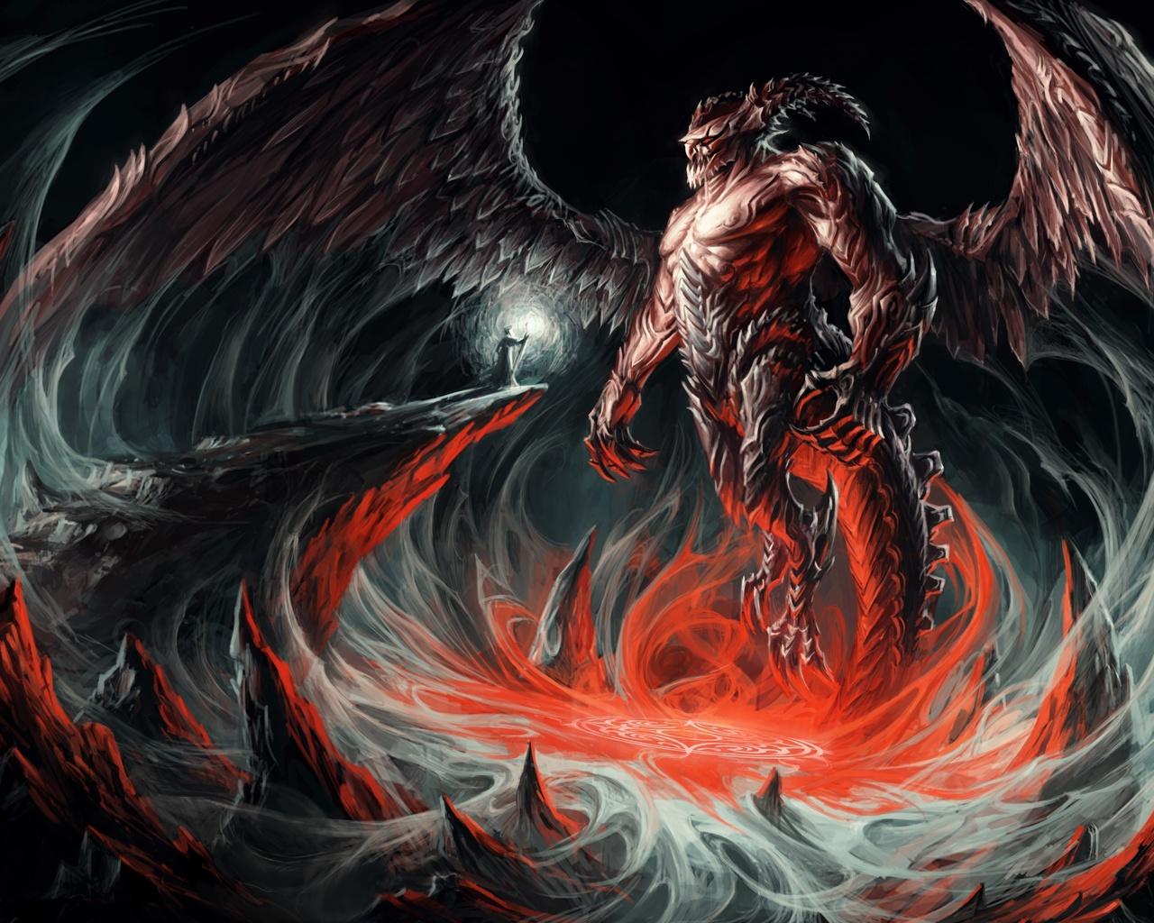 Картинки изображения дьявола