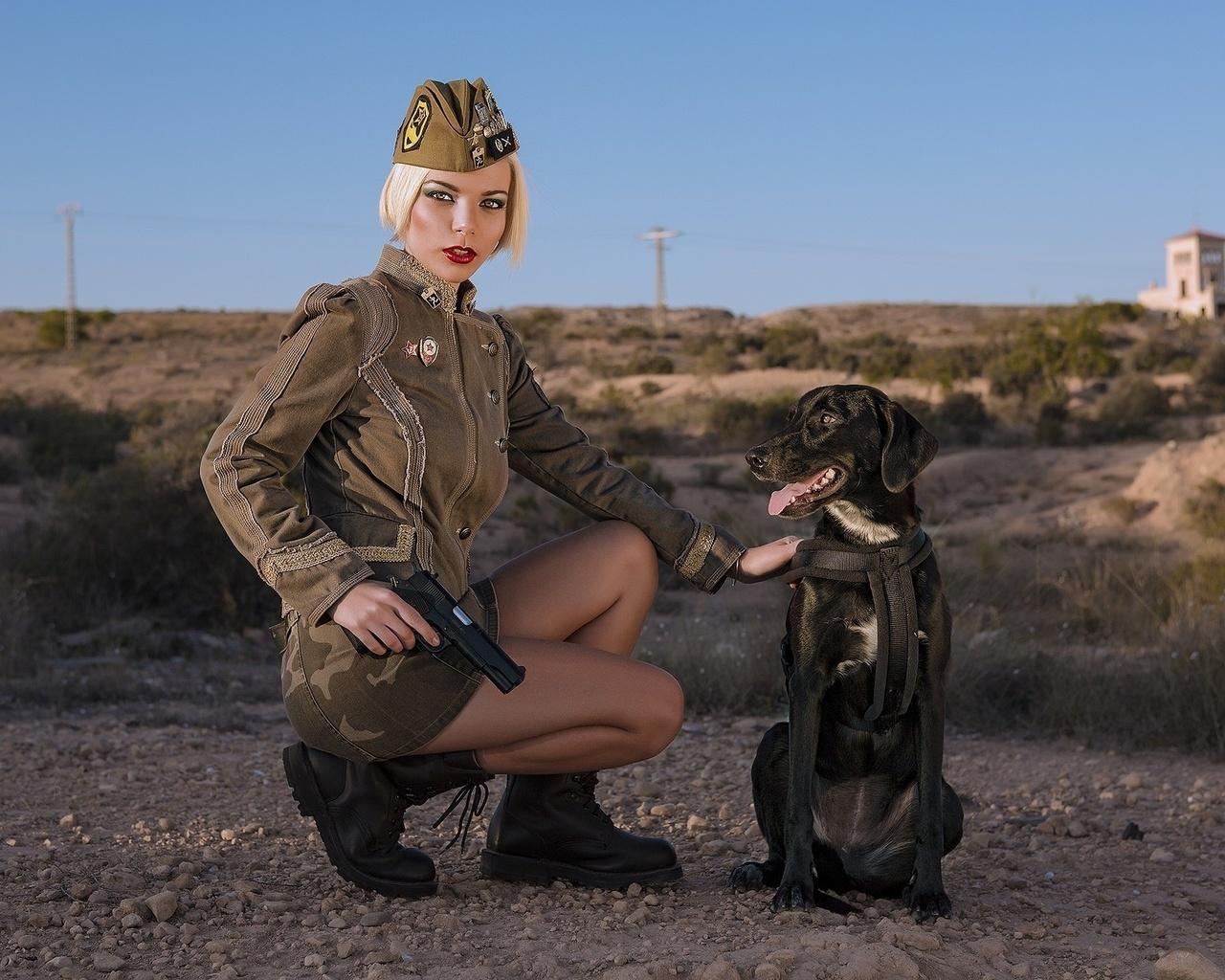 Телки в военной форме, Порно фото из категории Военные - 26 эротических фото 26 фотография