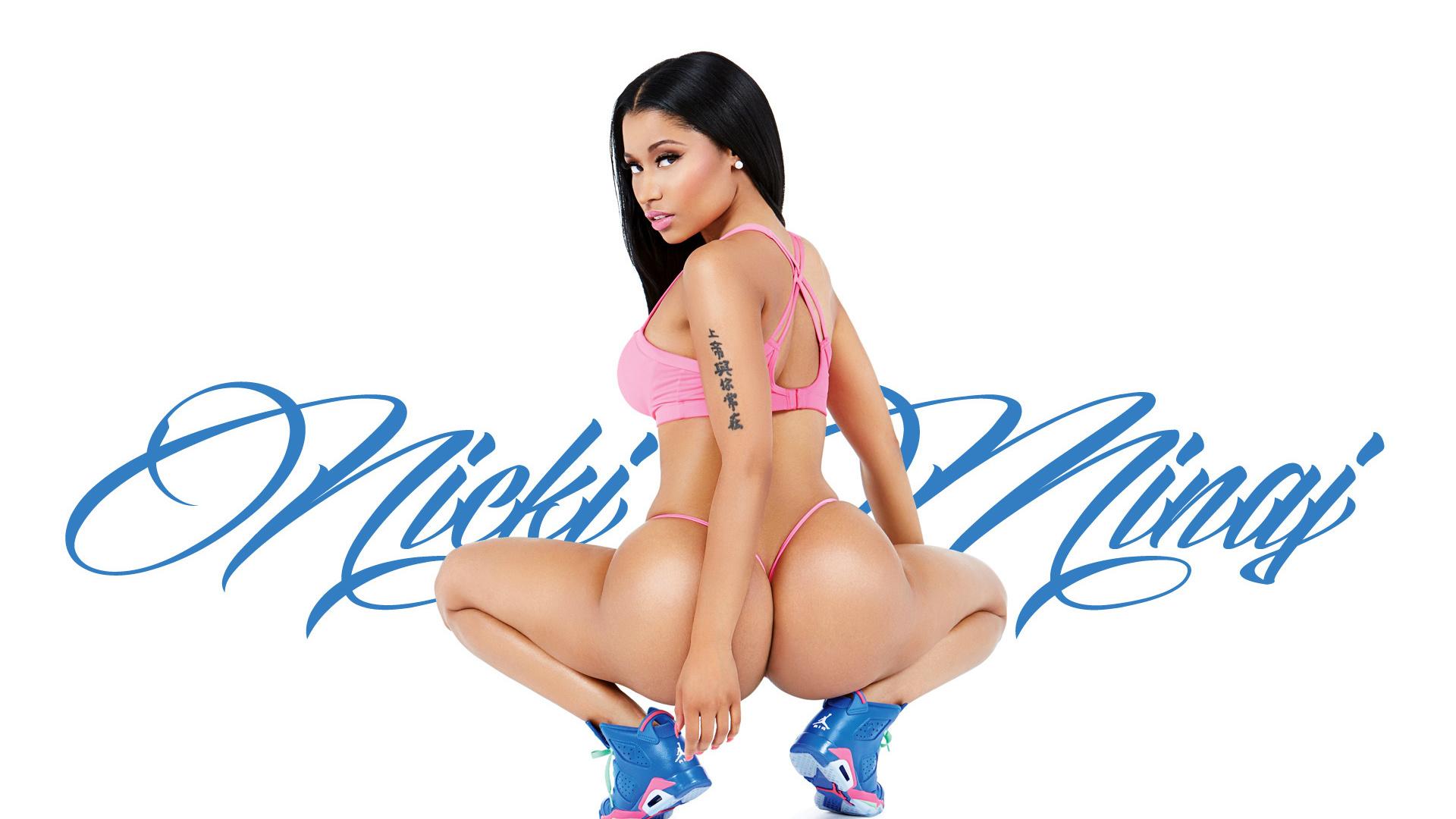 Nicki Minaj Nude Photos Naked Sex Pics