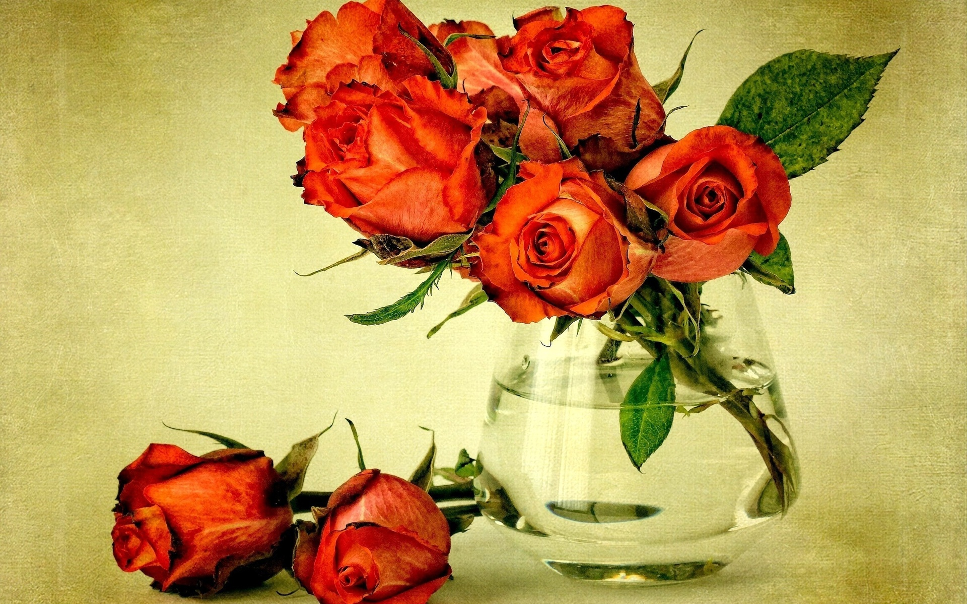 Открытки в онлайн с цветами, картинки надписями
