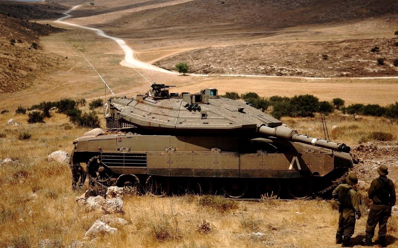 обт, израель, меркава, танк, броня, защита, пустыня