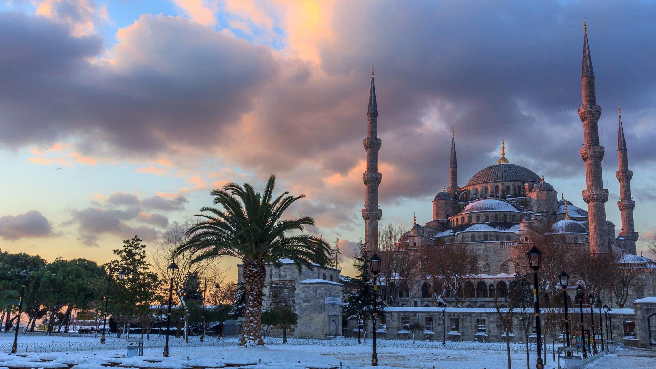 голубая мечеть, стамбул, турция, султанахмет, by сергей гарифуллин