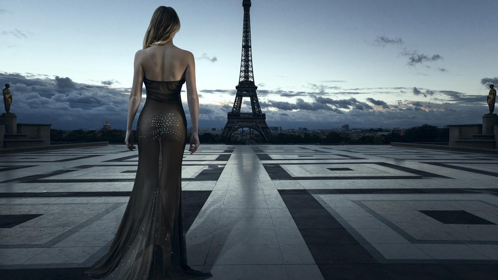 Знакомства С Девушками Париж