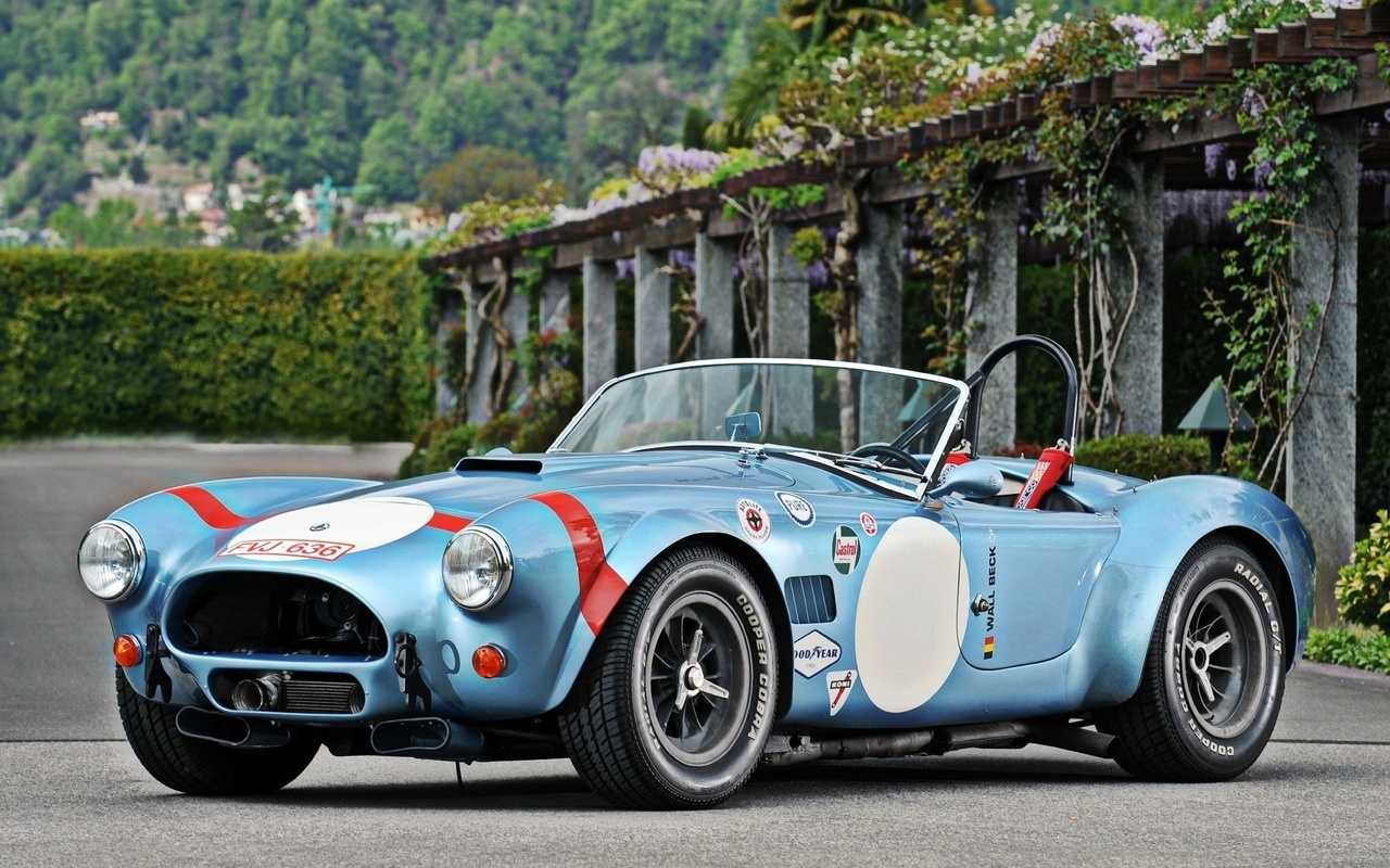 hdr, cobra, wallpapers, ford, 1964, ompetition, car, shelby, roadster