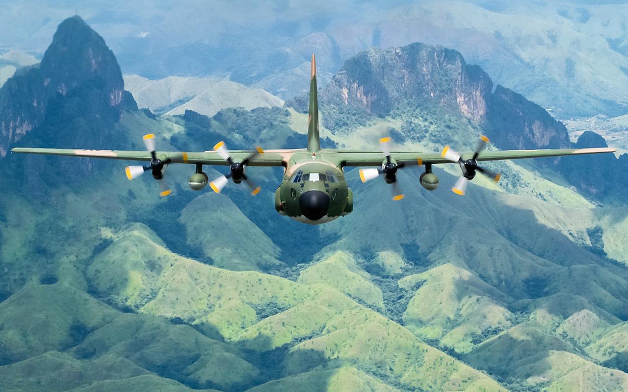 самолет, фото, полет, скорость, горы, красиво