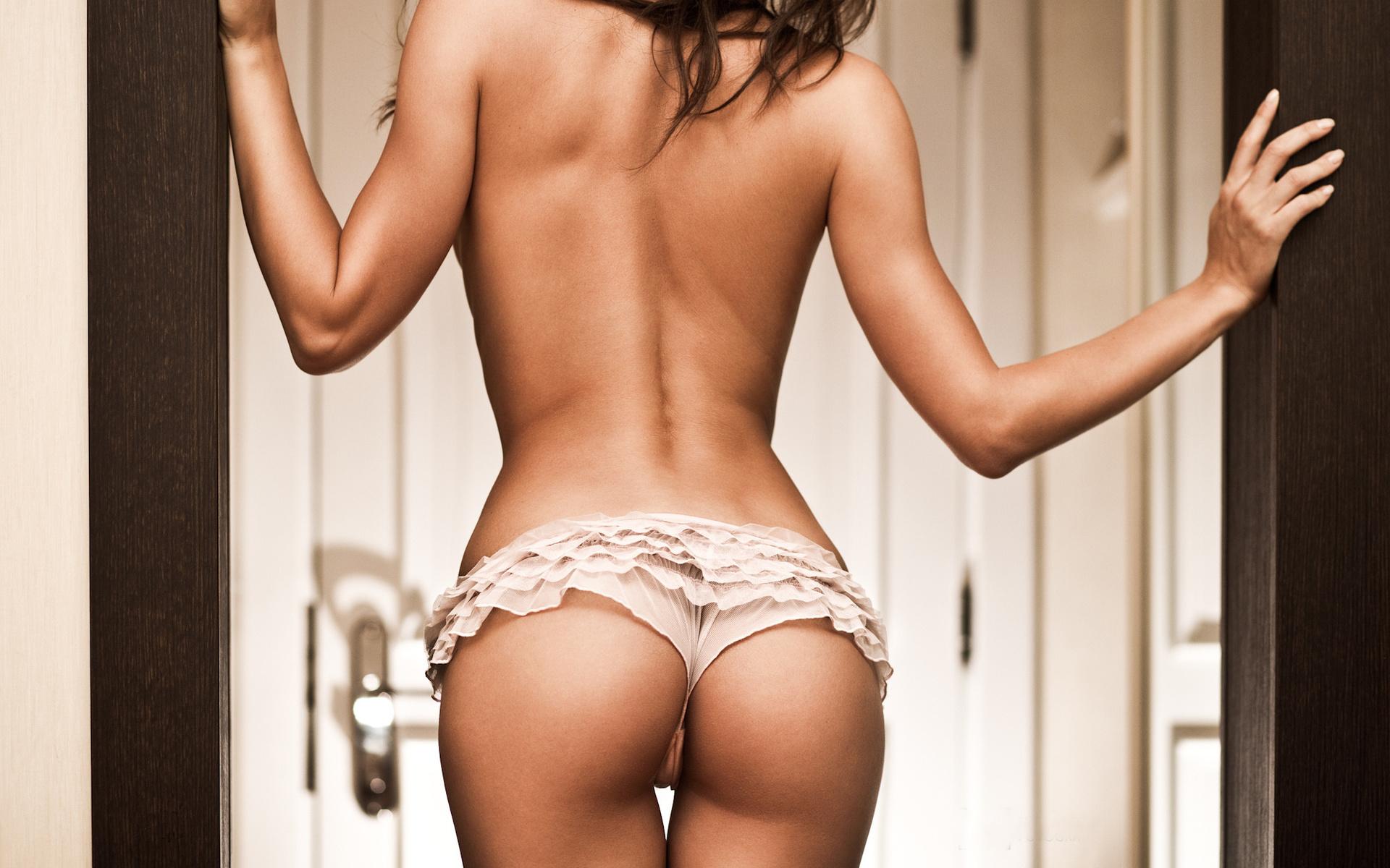 Очень супер стройные попки хорошем