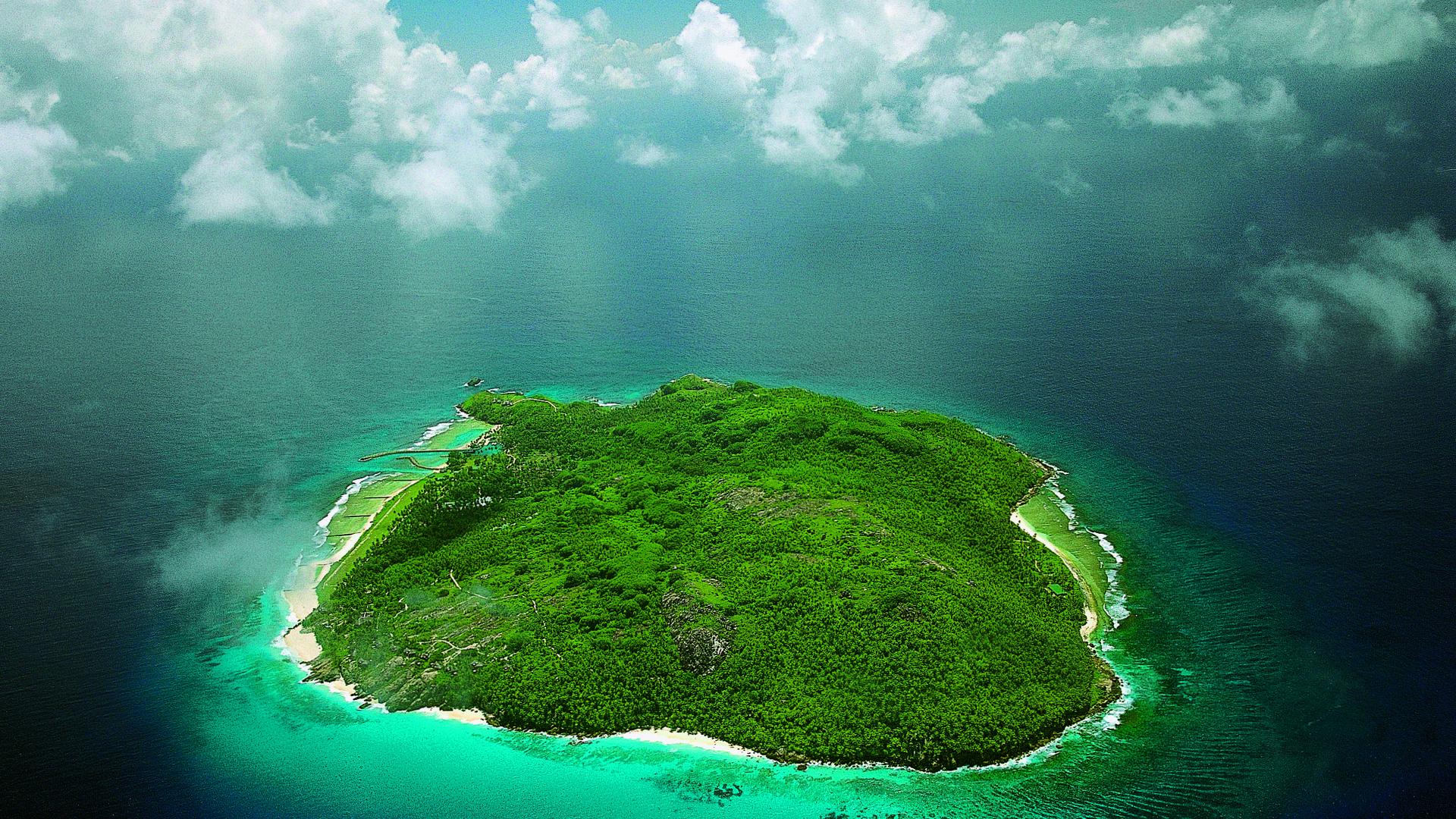 Картинки островов в океане, темами