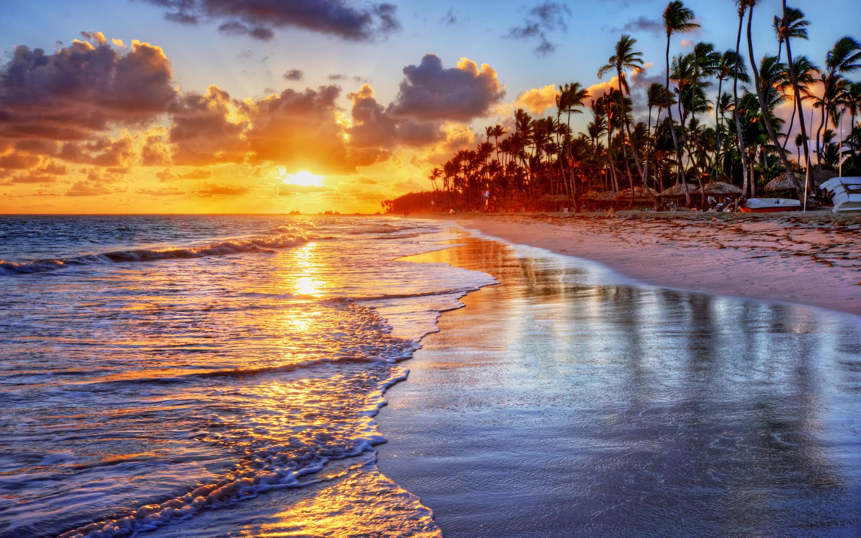 Красивые открытки закат