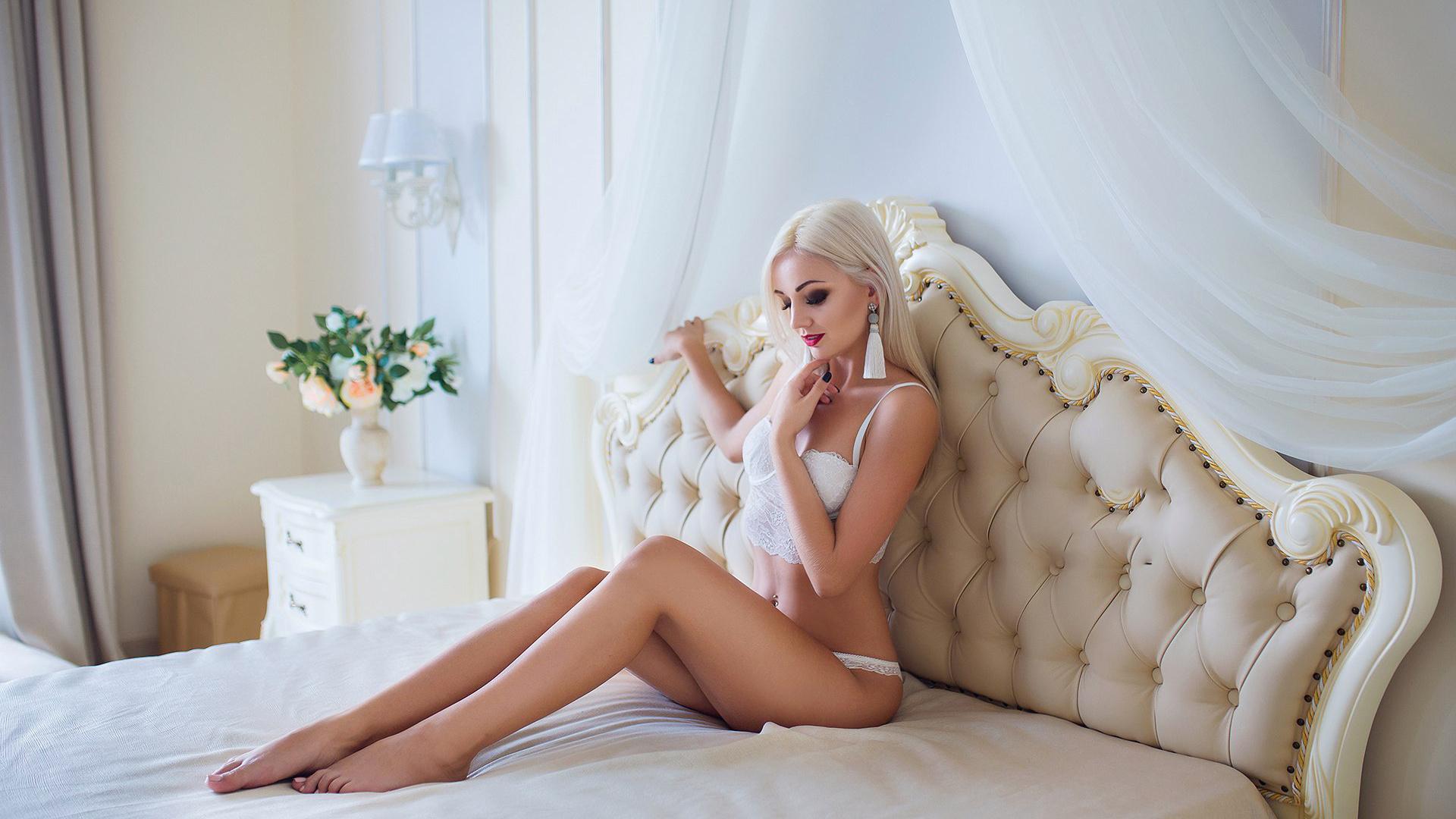 Красивая обнаженная блондинка, секс фото качественно крупно красиво