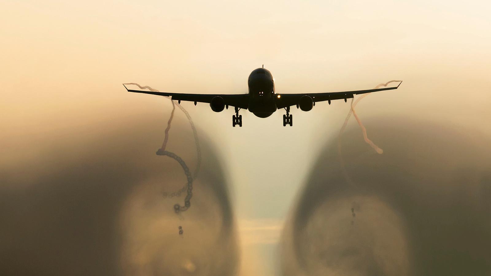 a330, airbus, airbus a330, airbus industries, aib, вечер, закат